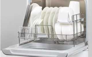 Умная и компактная посудомоечная машина Onemoon table dishwasher