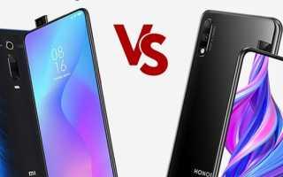 Сравнение Huawei Honor 9X и Xiaomi Mi 9T — какой смартфон лучше